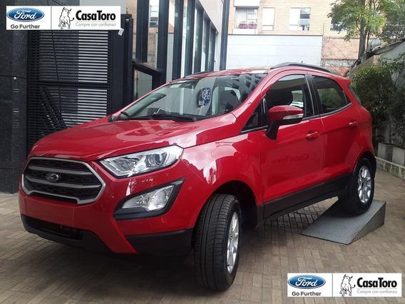 Ford Ecosport Se 4x2 Mecánico 2020