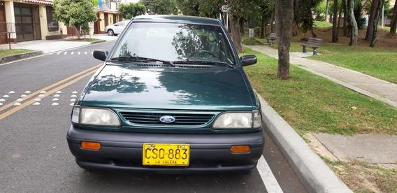 Ford Festiva Casual Mod 2000 Cc. 1300