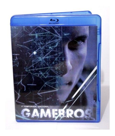 Blu-ray Série Nacional Gamebros - 1ª Temporada