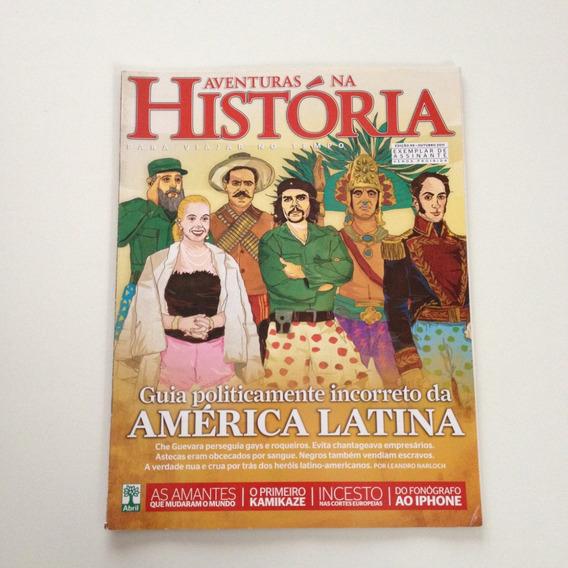 Aventuras Na História América Latina