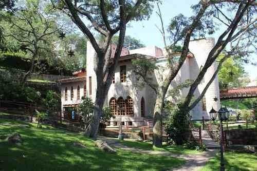 ¡preciosa Casa En Venta Estilo Medieval En Las Cañadas, Zapo