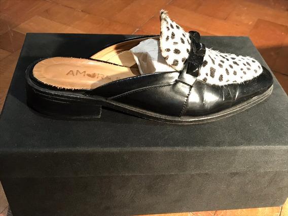 Zapatos Mujer Amor Y Julia (no Sarkany, No Grimoldi) Usados