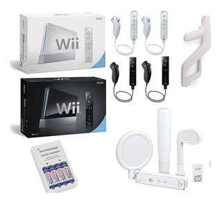 Nintendo Wii Super Combo Programado Nuevo** Tienda Stargus *