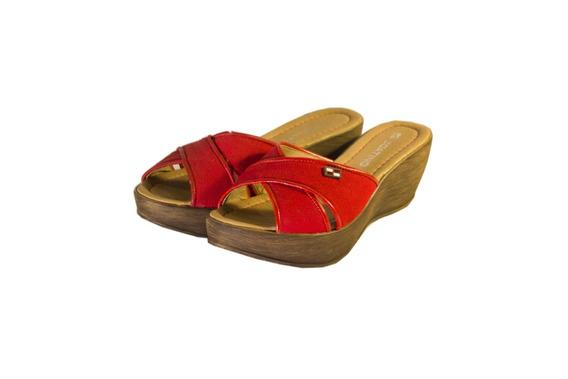 Zapatos Boating Con Yute Hermosas 0043 Mujer Nuevos Oferta!