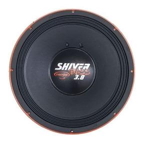 Woofer Triton 3.8k Shiver Bass 15 Melhor Que Jbl Vulcano