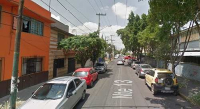 Remate Bancario Casa En Colonia Moctezuma Segunda Seccion