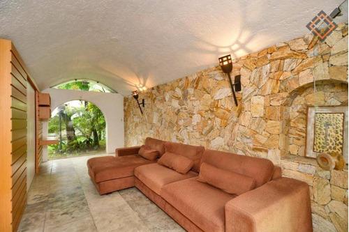 Imagem 1 de 30 de Casa Com 3 Dormitórios À Venda, 280 M² Por R$ 2.420.000,00 - Pacaembu - São Paulo/sp - Ca3067