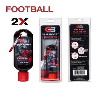 2 Pack Grip Boost Football Gel, Para Guantes De Americano