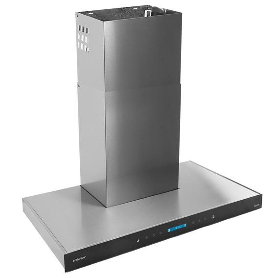 Campana Llanos Acero Premium Touch 3 Velocidades 90cm **10
