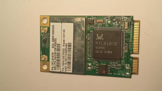 Placa Wireless P/ Notebook Sti Is-1413g