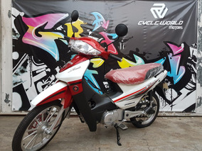 Scooter Gilera Smash 110 Underbone Full 2018 0km 19/2