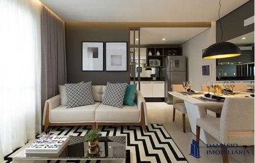 Apartamento Novo Decorado 2 Suítes 76,55m² - Var0153