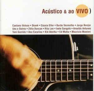 Cd. Acústico & Ao Vivo. Varios Artistas