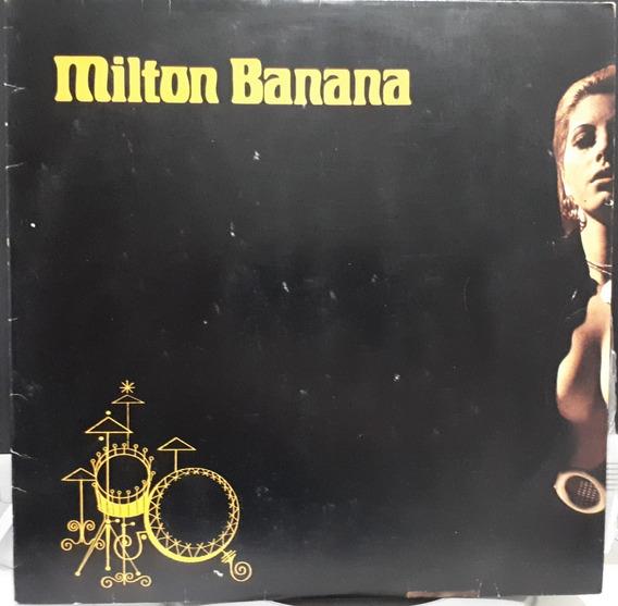 Milton Banana - Fato Consumado... - 1975 (lp)