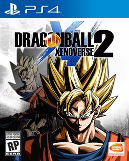 Dragon Ball Xenoverse 2 Ps4 - Juego Fisico - Cjgg