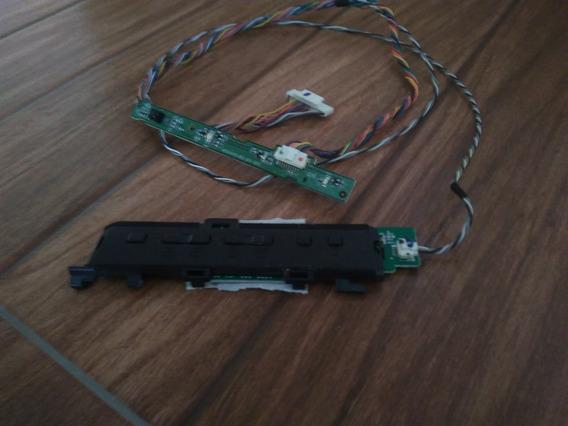 Placa Teclado Sensor Controle Remototv Sony Kdl-32bx325