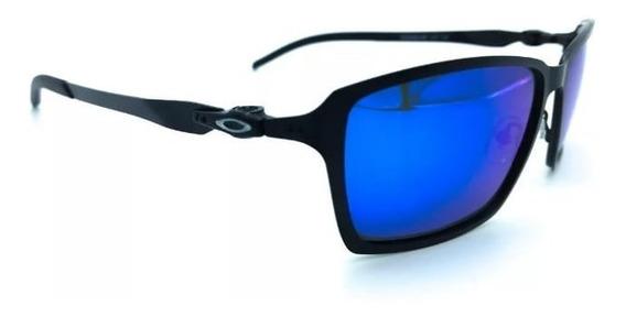 Oculos De Sol Tincan Preto Violeta Escuro Metal Polarizado!!