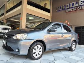 Toyota Etios Sedan 1.5 X 16v Flex 2014