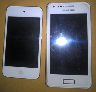 Tro Ko Samsung S2 Lite+iPod Touch 4 16gb Por Smart Phone