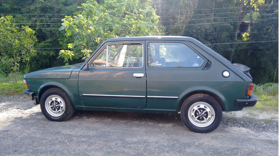 Fiat 147 1980 - Motor 1050 - C/ Acessorios - Ñ Turbo Opala