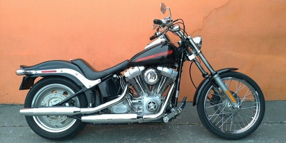 Harley Davidson Softail Fx 2007