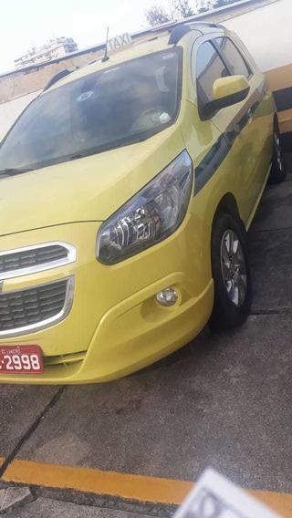 Chevrolet Spin Ltz 16/17 1.8 Autom. 5p