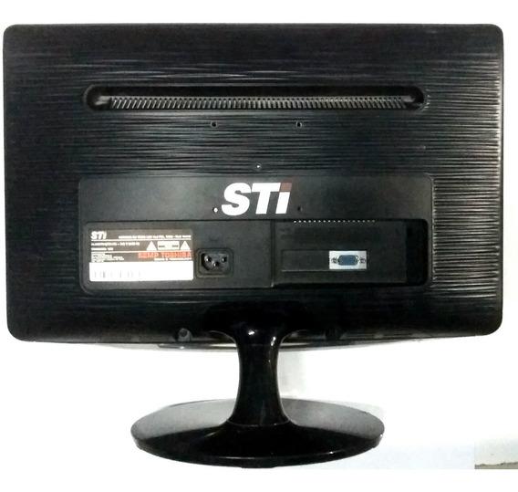 Monitor Semp Toshiba Lcd Mlc1941w-leia Antes De Comprar