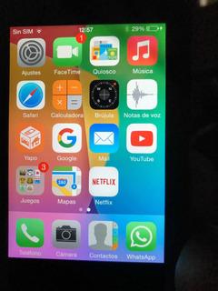iPhone 4 Funcionando Color Negro