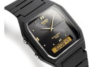 Reloj Casio Dual Analógico-digital Para Caballero