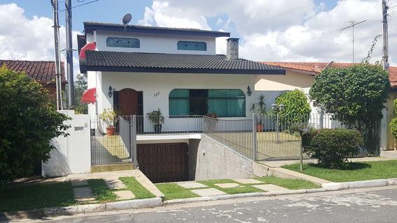 Casa Alto Padrão 550 M² Linda Vista! Condomínio Granja Viana