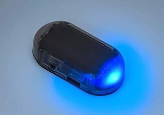 Perfectech Alarma Ficticia Antirobo Para Automóvil Con Energ