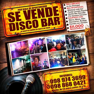 Disco Bar Por Viaje