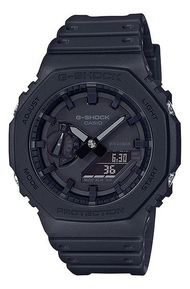 Casio G-shock Ga-2100-1a1 Carbon Core