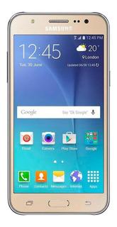 Samsung Galaxy J5 16gb Usado Seminovo Dourado Muito Bom