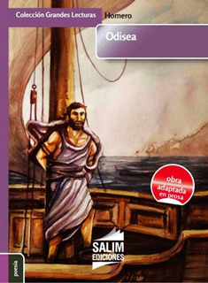 La Odisea - Homero - Libro Nuevo + Envio Rapido