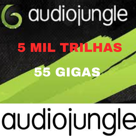 Super Pacote De Trilhas Sonoras Premium Audiojungle 55 G