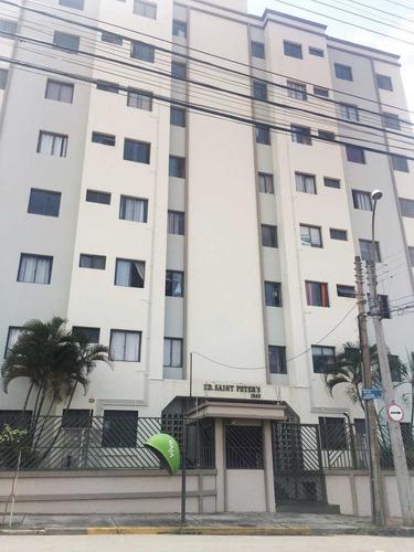 Apartamento Com 1 Dorm, Alto, Piracicaba - R$ 130 Mil, Cod: 4256 - V4256