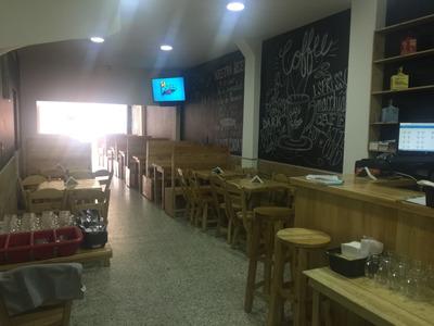 Restaurante En Venta Por Liquidacion De Sociedad