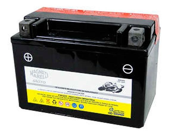 Bateria Gsx 650f 750f Bandit 600 Magneti Marelli 9 Amperes