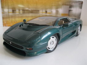 Jaguar Xj 220 Maisto - Escala 1/18