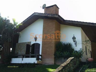 Chácara Residencial À Venda, Chácaras Marajoara, Embu Das Artes. - Ch0085