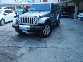 Jeep Wrangler 3.6 Unlimited Rubicon V6 4x4 At