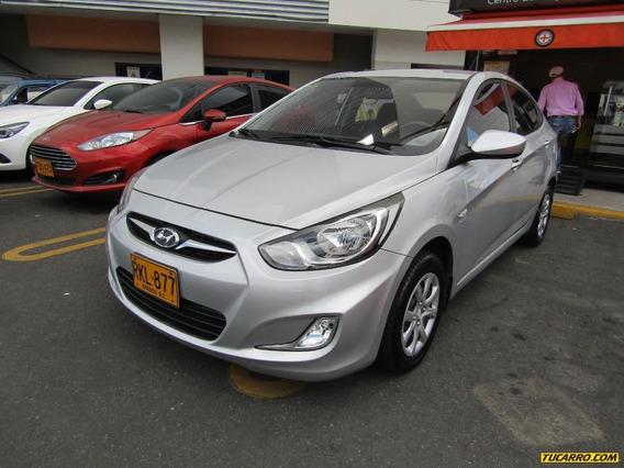 Hyundai Accent Gl I25 1.6 Mt