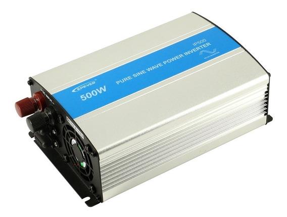 Inversor Epever Onda Pura Ip500 60hz 500w 1000w 12v 110v
