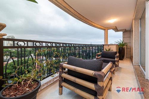 Cobertura Com 4 Dormitórios À Venda, 496 M² Por R$ 5.500.000,00 - Bela Aliança - São Paulo/sp - Co1501