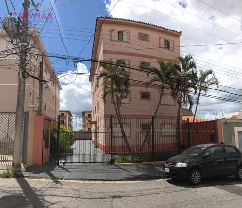 Apartamento Para Alugar, 70 M² Por R$ 1.000,00/mês - Jardim Simus - Sorocaba/sp - Ap2988