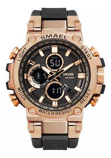 Reloj Deportivo Militar Original Smael Contra Agua - Tienda