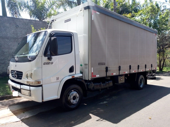 Caminhão Mb 915 Accelo Com Sider