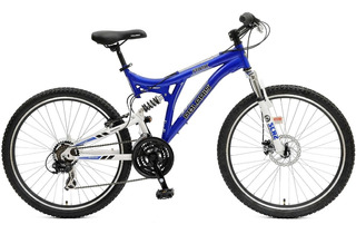 Polaris Rmk Suspensión Completa Bicicleta