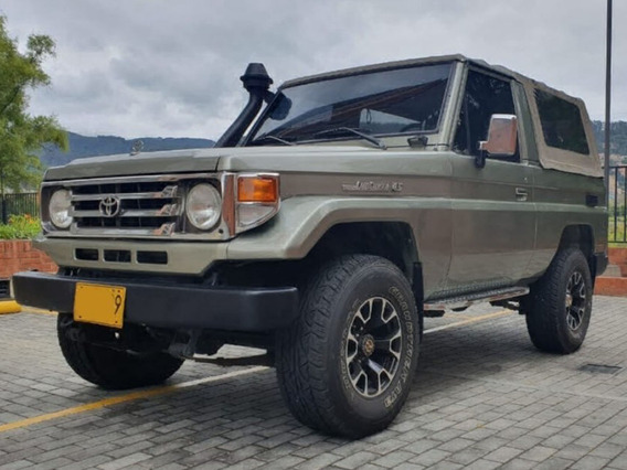 Toyota Land Cruiser Fzj 73 Carpado